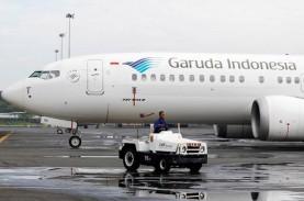 Pandemi Belum Berlalu, Trafik Penumpang Garuda Indonesia…