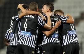 Benfica & AZ Alkmaar Gagal Lolos ke Putaran Final Liga Champions