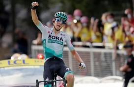 Tour de France : Kamna Menangi Etape 16, Roglic Tetap Memimpin