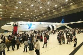 Garuda Indonesia (GIAA) Kejar Pencairan Pinjaman Rp8,5…