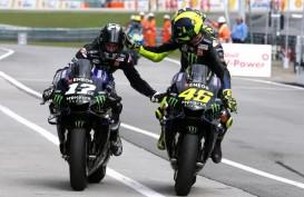MotoGP Misano Seri Dua: Vinales Tercepat, Rossi Selesaikan Detail Kecil
