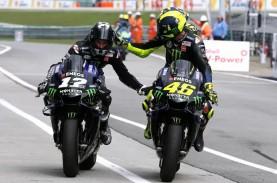 MotoGP Misano Seri Dua: Vinales Tercepat, Rossi Selesaikan…