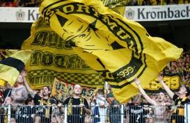 Lawan Moenchengladbach, Dortmund Izinkan Penonton Masuk Stadion