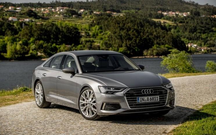 Audi A6 Baru.  - Audi
