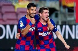 Barcelona Vs Girona: Koeman Mainkan Suarez?