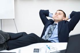 5 Tanda Kelelahan Karena Pekerjaan