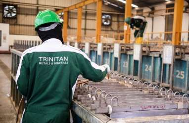 Suspensi Dicabut, Saham Trinitan Metals Kembali Melesat