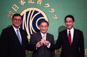 Yoshihide Suga Jadi PM Jepang, Ini Proyeksi Nama-Nama…