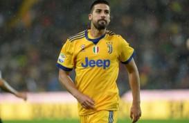 Tak Diinginkan Lagi, Sami Khedira Tetap Berlatih Bersama Juventus