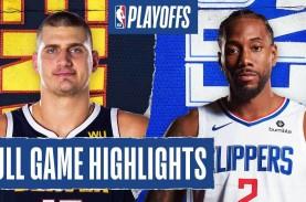 Nuggets Buat Sejarah Basket NBA, 2 Kali Menang Setelah…