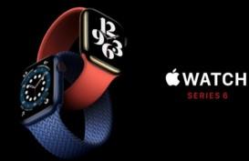 Apple Luncurkan Watch Series 6, Bisa Ukur Oksigen Dalam Darah