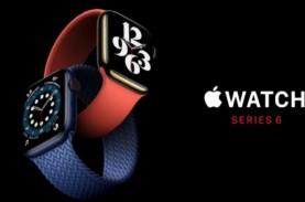 Apple Luncurkan Watch Series 6, Bisa Ukur Oksigen…