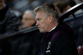 Moyes Berharap Haller Terus Bikin Gol untuk West Ham