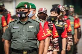 PSBB JAKARTA: Dua Hari Operasi Yustisi, Uang Denda…