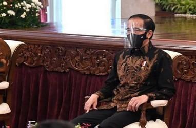 Jokowi Kenang Sekda DKI Saefullah Sebagai Sahabat dan Rekan Kerja yang Baik