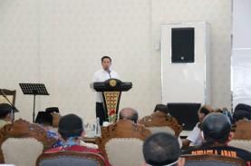 Kamis, Sanksi dan Denda Masker Berlaku di Kota Palembang