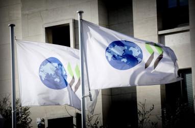 Lebih Optimis, OECD Ramal Ekonomi Global Minus 4,5 Persen