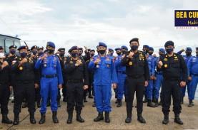 Perkuat Pengawasan, PSO Bea Cukai Sorong dan Polairud…