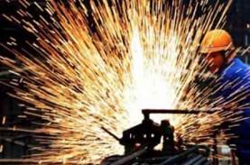 Permintaan Industri Logam Turun, Utilisasi Industri…