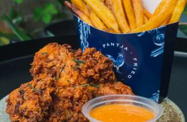 Perpaduan Fried Chicken dan Buttermilk yang Meleleh di Lidah