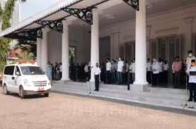 Kehilangan Mendalam DKI Jakarta Kala Melepaskan Jenazah…
