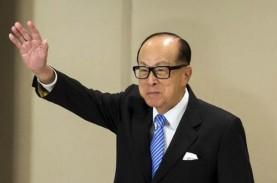 Orang Terkaya Hong Kong, Li Ka-Shing Donasi Lagi Ratusan…