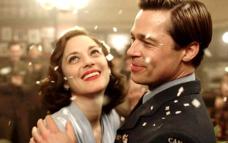 Film Allied tayang di Trans TV. - Straightfrommovie