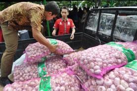 Importir Dukung Pengenaan Tarif Impor Bawang Putih…