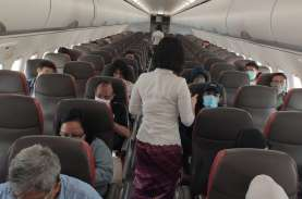 PSBB Jakarta: Penerbangan Tidak Dibatasi, Tapi Jumlah…