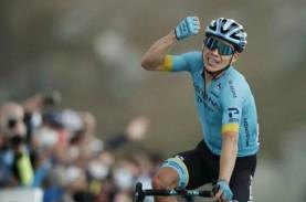 Miguel Angel Lopez Menangi Etape Ke-17 Tour de France