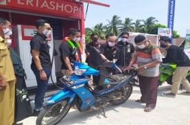 OVOO Pertamina Hadir di 55.000 Desa di Indonesia