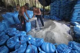 Produksi Petani Garam di Jatim Diprediksi Turun