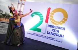 Resmi Diluncurkan, Ini Filosofi Logo HUT ke-210 Kota Bandung