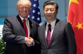 Tensi Memanas, Investasi Gabungan AS-China Merosot