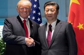Tensi Memanas, Investasi Gabungan AS-China Merosot…
