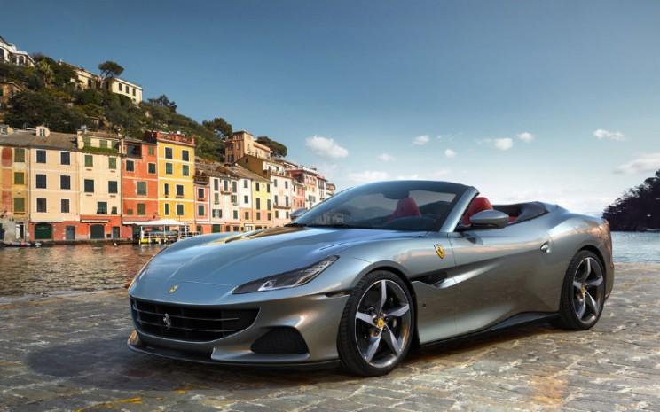 Portofino M adalah Ferrari pertama yang dihadirkan setelah perusahaan ditutup sementara karena krisis Covid-19, menjadikannya simbol perjalanan kembali sekaligus titik awal si Kuda Jingkrak untuk mengejar inovasi.  - FERRARI