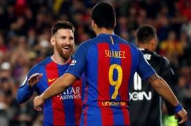 Koeman Buka Pintu, Suarez Masuk Skuad Barcelona Lagi,…