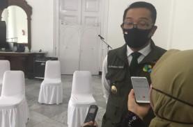 Ridwan Kamil Minta Warga Jabar Ganti Masker Scuba…