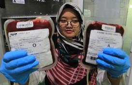 Selama Pandemi, Stok Darah di PMI Kota Bandung Menipis