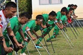 Foto-Foto Tim Nasional Garuda INAF Berlatih Menembus…