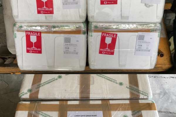 Bea Cukai Fasilitasi Ekspor Kopi Aceh ke Benua Eropa