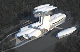Tengok Desain Rumah Unik Miliarder Rusia Seharga US$140 Juta Ini