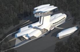 Tengok Desain Rumah Unik Miliarder Rusia Seharga US$140…