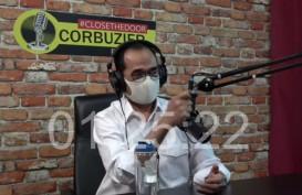 Menhub Budi Karya Mampir ke Podcast Om Deddy, Bahas Apa Ya?