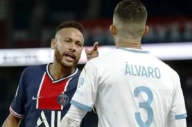 Neymar Diskors Dua Pertandingan Setelah Kartu Merah…