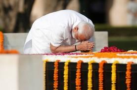 Hadiah Pahit di Ulang Tahun ke-70 PM India Narendra…