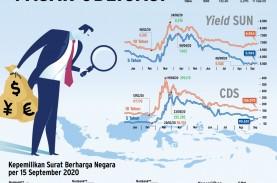 PENURUNAN LEVEL PREMI CDS : Sinyal Positif Pasar Obligasi
