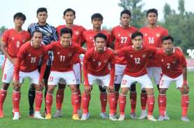 Timnas Indonesia U-19 Hajar Qatar di Kroasia