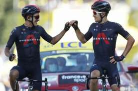 Kwiatkowski Juara Etape Ke-18 Tour de France