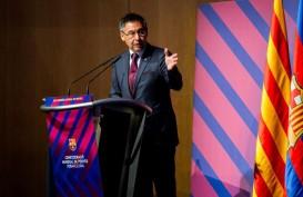 Presiden Barcelona Bartomeu Diguncang Mosi Tidak Percaya